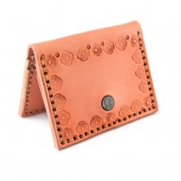 Copcha Kredi Kartlık Cüzdan Somon v1