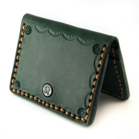 Copcha Kredi Kartlık Cüzdan Yeşil v2